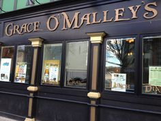 Make a stop in #Stroudsburg at Grace O'Malley's Irish Pub to celebrate with a pint! #PoconoMtns