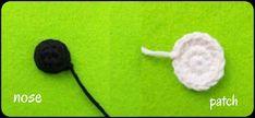 Samyelinin Örgüleri: KÖPEK YAVRUSU (Ücretsiz Tarif) Crochet Dog Patterns, Magic Ring, Diy Arts And Crafts, Slip Stitch, Single Crochet, Crochet Earrings, Puppies, Knitting, Chain