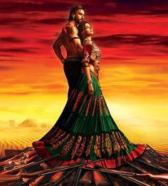 Ram Leela First Look   ChasingLakshmi