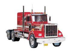 1/14 R/C King Hauler Truck Model Kit