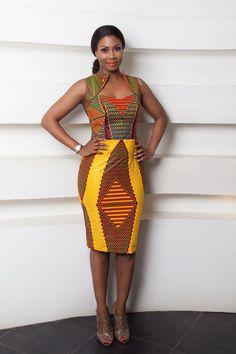 Stylista GH Wild Collection ~African fashion, Ankara, kitenge, African women dresses, African prints, African men's fashion, Nigerian style, Ghanaian fashion ~DKK: