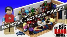 ToyzMag.com » Legos ideas: le set Big Bang Theory confirmé