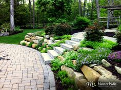 Landscaping Services Lehigh Valley PA | Landscape Design Services Contractor Master Plan Landscape Design & Installation