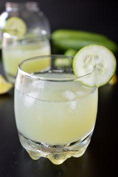 Cucumber Mint Cooler: Palakkad Chamayal