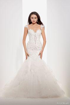 Eve of Milady & Amalia Carrara Wedding Dresses | Wedding Inspirasi