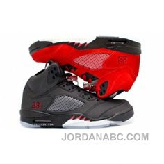 Buy Big Discount Air Jordan 5 Toro Bravo Raging Bull Package Black Varsity  Red from Reliable Big Discount Air Jordan 5 Toro Bravo Raging Bull Package  Black ...