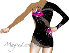 Image Detail for - Magic Leotards. Leotards for rhythmic gymnastics, artistic gymnastics ...