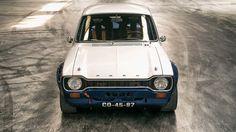 Car Porn: 1974 Ford Escort MK1. Track-worthy beauty.