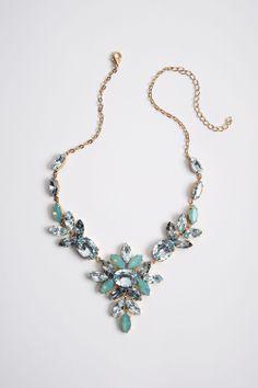 BHLDN Spring 2014 -- Statement necklace