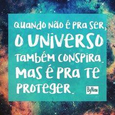 Confia! Boa noite, queridos! ✨ #frases #bynina #instabynina #universo #proteção #destino #namaste