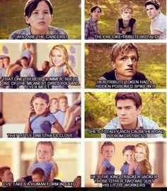 Hunger Games meets Mean Girls