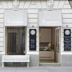 Veganista ice cream parlor by Ulrich Huhs & Gabriele Lenz, Vienna – Austria