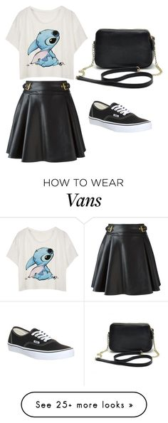 """""""Untitled #104"""" by erika-an on Polyvore featuring Roberto Cavalli and Vans"""