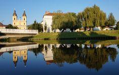 Tükörkép - reflection Kalocsa - Hungary