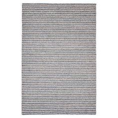 """Wooster Stripe Rug - Blue - (7'6""""X9'6"""") - Liora Manne"""