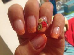 Fruity Summer Nails!