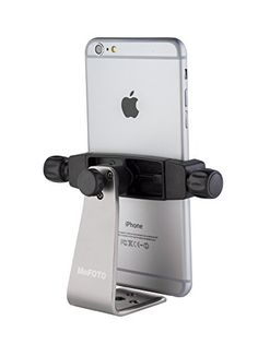 MeFoto SideKick360 Plus Smartphone Tripod Adapter Large  Titanium MPH200T -- To view further for this item, visit the image link. Note: It's an affiliate link to Amazon