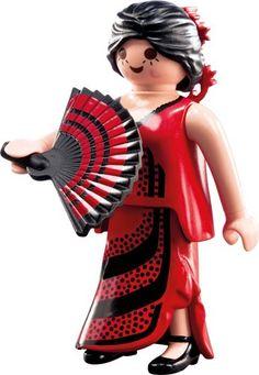 Playmobil Figures Flamenco Dancer
