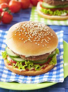 domaći hamburger