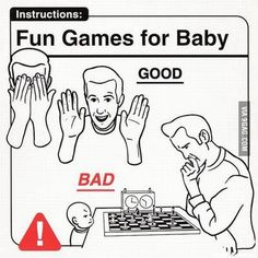 Stimulating your baby