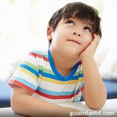 Te explicamos cómo son los niños con TDAH de tipo cognitivo lento.