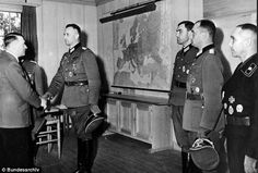 Hitler first arrived at the Wolf's Lair on June 23, 1941. In total, he spent more than 800 days there until his final departure on November 20, 1944