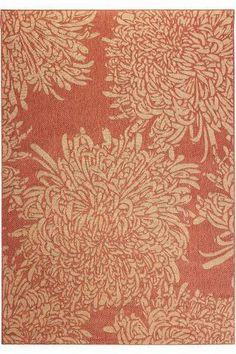 Martha Stewart Living™ Chrysanthemum All-Weather Rug
