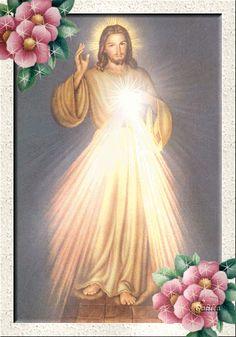 GIFS : IMÁGENES ANIMADAS DE JESÚS DIVINA MISERICORDIA