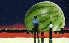 🛐арбуз🛐 Mecha Anime, Neon Genesis Evangelion, Animes Wallpapers, Me Me Me Anime, Anime Characters, Cool Art, Aurora Sleeping Beauty, Funny Memes, Manga