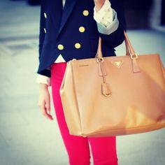 Maxi bag PRADA
