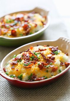 This cauliflower mash bake is a great side dish.