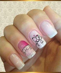 manicure ślubny  https://najpiekniejszyslub.wordpress.com/