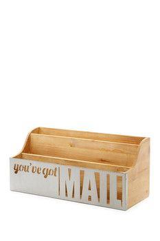 Enchante Storage You've Got Mail Letter Sorter