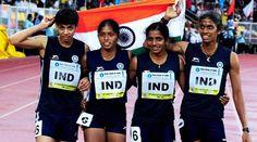 #Nirmala_Sheoran Qualifies Of Rio 2016 In #Women's 400m In 51.48sec  #TopNews #BreakingNews #Viral #Sports #India #RioOlympics