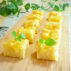 上品なお味♡パイナップルケーキ♡