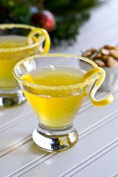 Lemoncello Cocktail