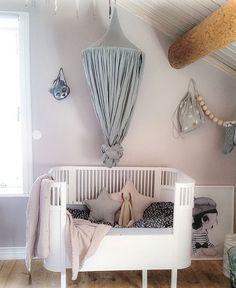 Immy and Indi Baby Room Decor, Nursery Room, Nursery Decor, Girl Room, Girls Bedroom, Grey Home Decor, Nursery Inspiration, Awesome Bedrooms, Kid Spaces
