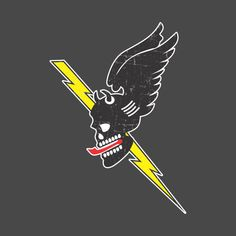 Shop Tank Destroyer Winged Skull - tank destroyer t-shirts designed by as well as other tank destroyer merchandise at TeePublic. Logo Desing, Branding Design, Skull Icon, Army Patches, Motorcycle Tank, Tank Destroyer, Great Logos, Patch Design, Badge Design
