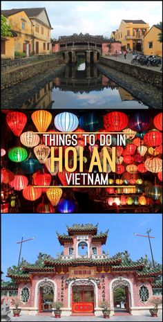 10 Things to Do in Hoi An, Vietnam Read More: http://mismatchedpassports.com/2016/03/10/fun-things-hoi-an-vietnam/ #travel #Vietnam