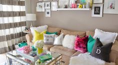Take a look at these 11 decorating tips that are easy (and cheap) for your first post grad apartment!