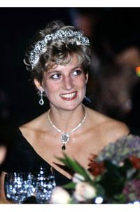 Princess Diana 4x6 Photo - Canada Royal Oak Hotel Toronto