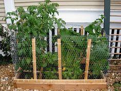 New Nostalgia: Time To Garden! Square Foot Gardening. #garden