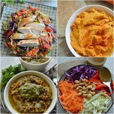 Recetas con zanahoria www.pizcadesabor.com