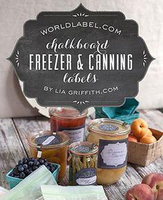Worldlabel's Pre-Designed Label Templates