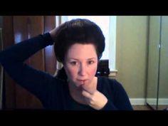 18th Century Hairstyling Tutorial