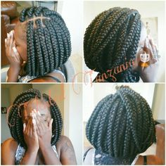 Braided and weaving styles can never run out of vogue and this is the absolute truth. From shuku to all back, down to patewo, this hairstyle keeps trending.Image may contain: 2 people Short Box Braids Bob, Bob Box Braids Styles, Short Box Braids Hairstyles, Braids Hairstyles Pictures, Box Braids Styling, African Braids Hairstyles, Black Girls Hairstyles, Braid Styles, Summer Hairstyles