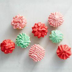 Ruffle Cupcakes  (tip 402)