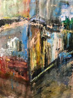 Kaifan Wang, The Wall on ArtStack #kaifan-wang #art