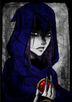 Teen Titans | Raven