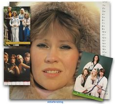 Here are some of the images used for January from old Abba Calendars... #Abba #Agnetha #Frida http://abbafansblog.blogspot.co.uk/2016/12/january-abba-calendar-pictures-part-1.html